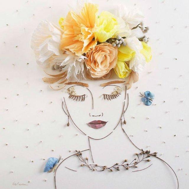 Portrete florale, din sanul Mamei Natura - Poza 12