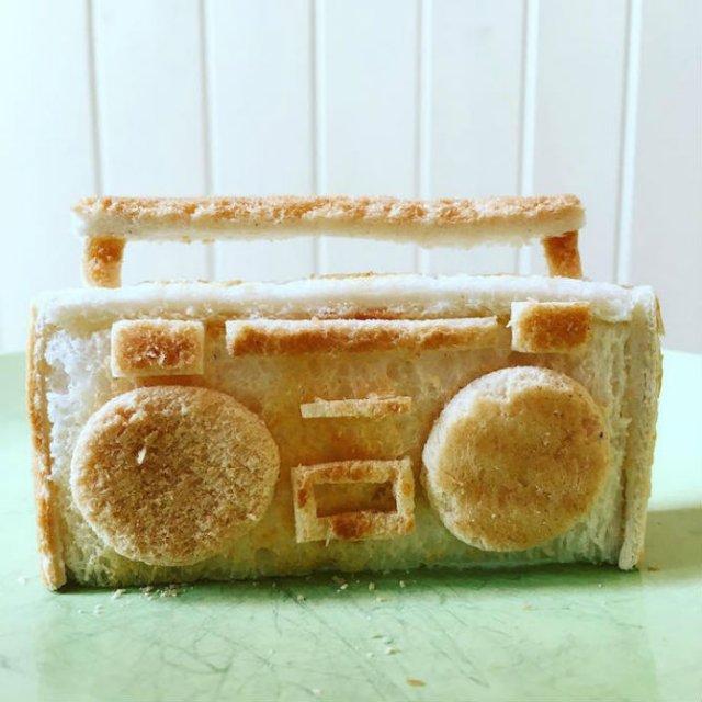 Arta din paine si ulei, cu Adam Perry - Poza 16