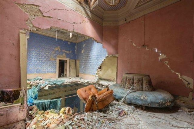 Locuri abandonate, in poze superbe - Poza 4