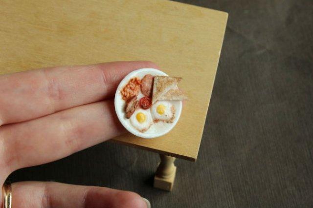 Delicii culinare miniaturale, de Kim Clough - Poza 11