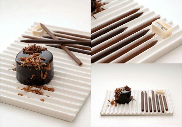 Arta, dulce arta: Creatii delicioase din ciocolata - Poza 8