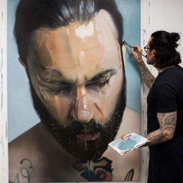 Picturi realiste, de Mike Dargas - Poza 3