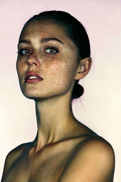 Frumusetea oamenilor cu pistrui - Poza 9