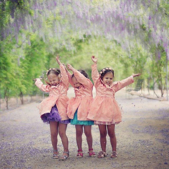 O poveste de familie, in poze superbe - Poza 10