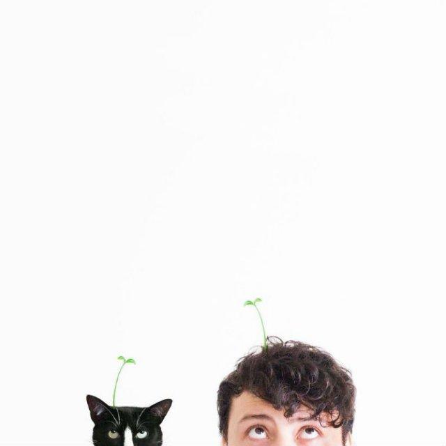 Cheeto, o pisica haioasa, intr-un pictorial trasnit - Poza 3
