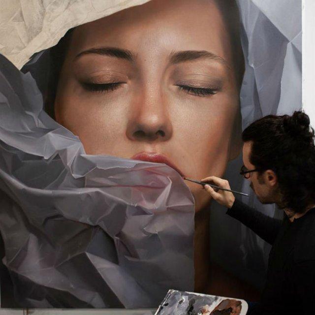 Picturi realiste, de Mike Dargas - Poza 1