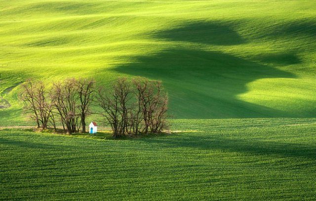 Pe dealurile spectaculoase ale Cehiei