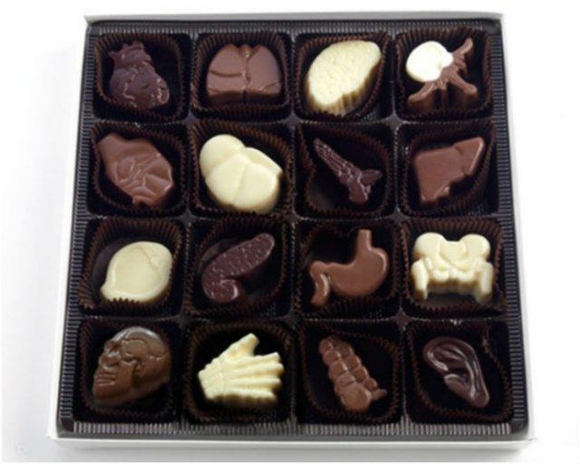Arta, dulce arta: Creatii delicioase din ciocolata - Poza 7