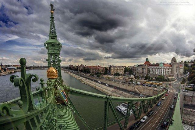 Budapesta, de sus in jos, in poze superbe - Poza 17