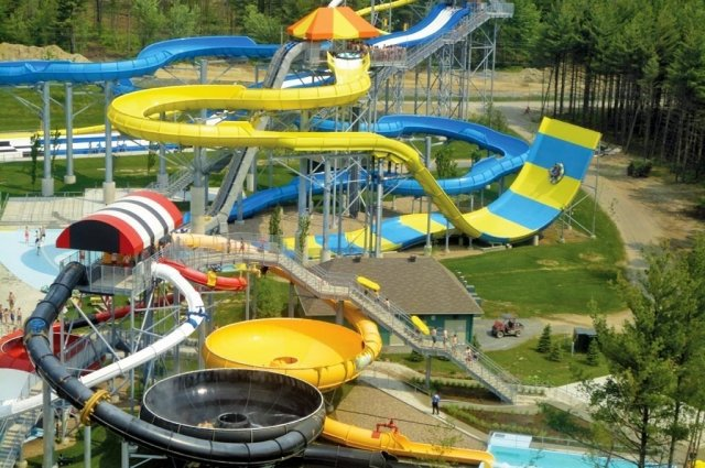 Pentru clipe racoroase: 20+ Parcuri acvatice spectaculoase - Poza 20