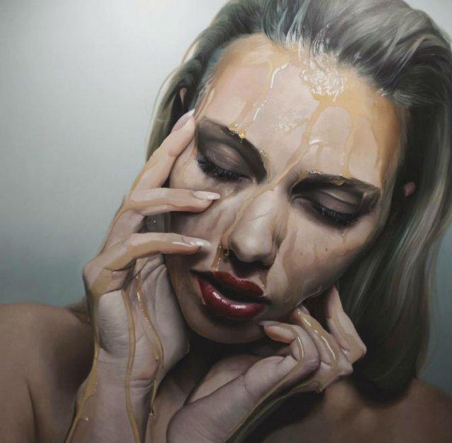 Picturi realiste, de Mike Dargas - Poza 5