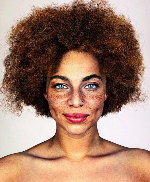 Frumusetea oamenilor cu pistrui - Poza 2