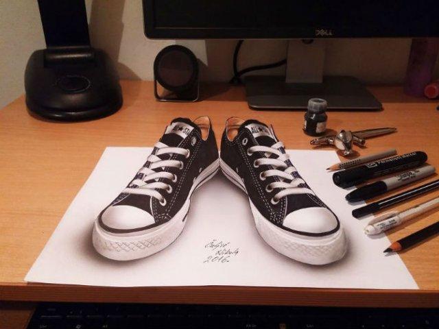 Desene 3D, pentru bruiajul privitorilor - Poza 14