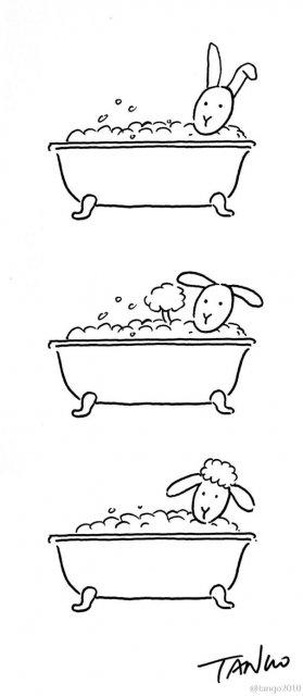 Ilustratii haioase cu talc - Poza 16