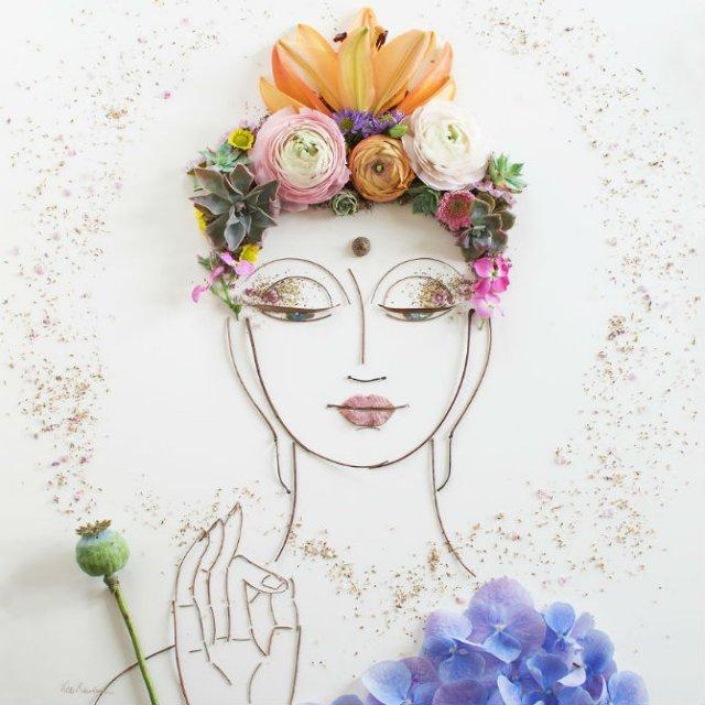 Portrete florale, din sanul Mamei Natura - Poza 10