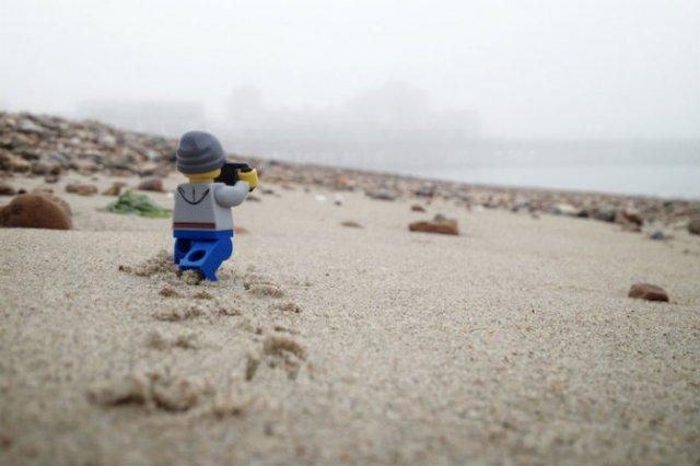 Aventurile unui omulet Lego prin Londra - Poza 14