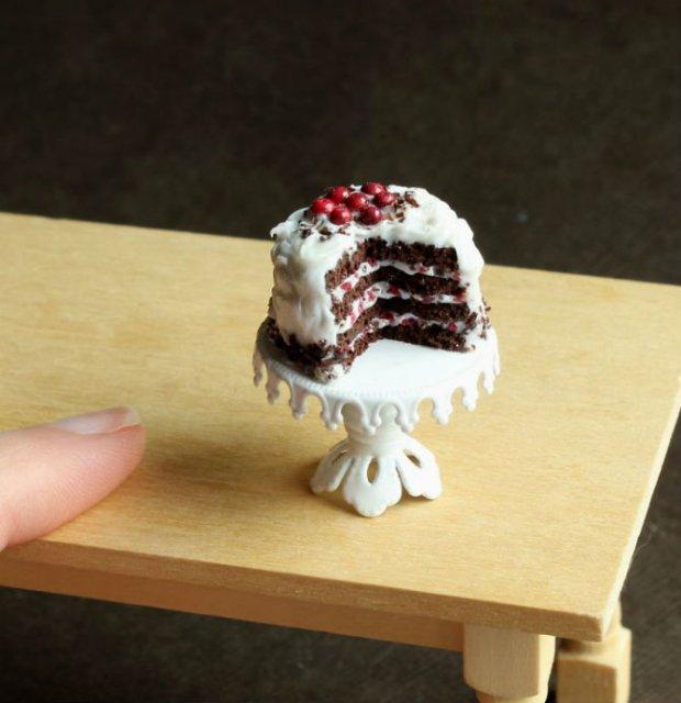 Delicii culinare miniaturale, de Kim Clough - Poza 3