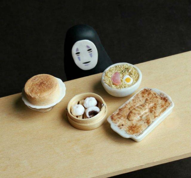 Delicii culinare miniaturale, de Kim Clough - Poza 7