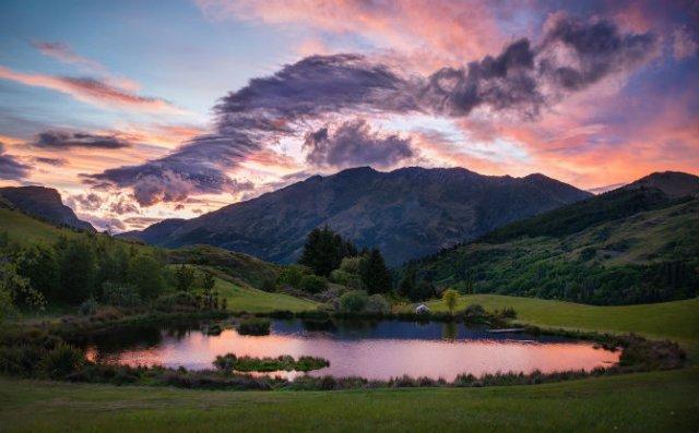 Cele mai frumoase locuri din lume, in imagini uluitoare - Poza 23
