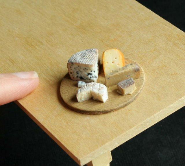 Delicii culinare miniaturale, de Kim Clough - Poza 5