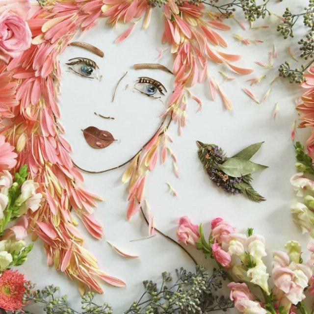 Portrete florale, din sanul Mamei Natura - Poza 9