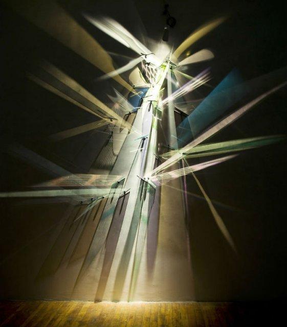 Picturi cu lumina: Prima forma de arta unica din acest secol - Poza 11