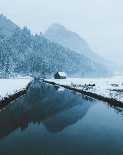 Splendoarea naturii, prin ochii unui tanar - Poza 16