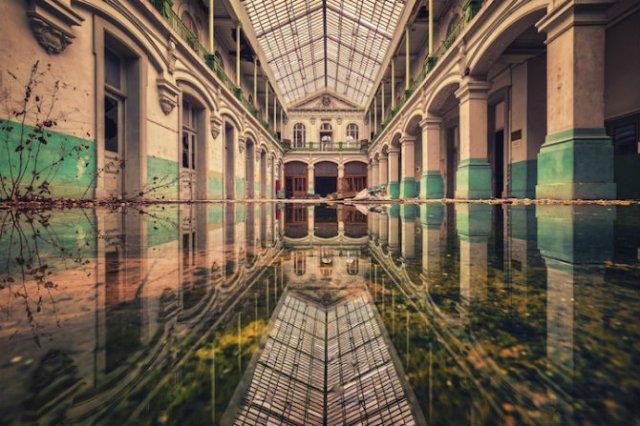 Locuri abandonate superbe, in poze fascinante - Poza 3