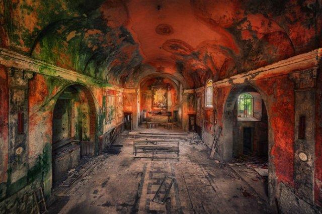 Locuri abandonate superbe, in poze fascinante - Poza 8