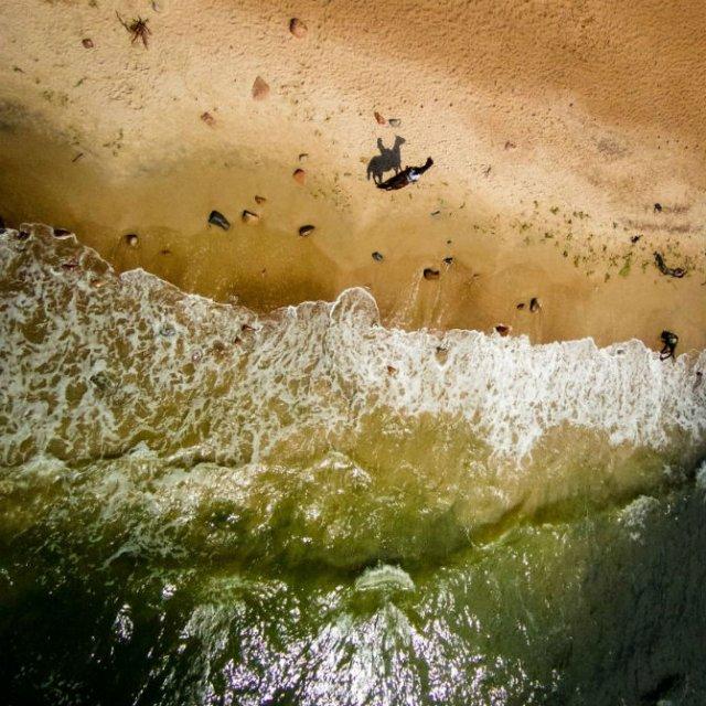 O lume superba vazuta din zbor - Poza 9