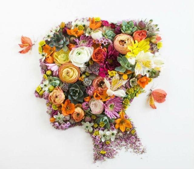 Portrete florale, din sanul Mamei Natura - Poza 1