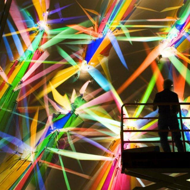 Picturi cu lumina: Prima forma de arta unica din acest secol - Poza 10
