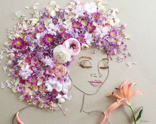 Portrete florale, din sanul Mamei Natura - Poza 5