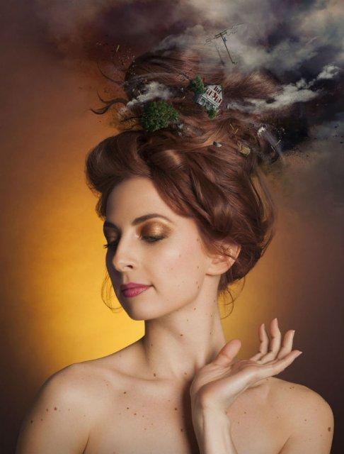 Proiectia viselor in portrete suprarealiste - Poza 7