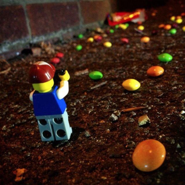 Aventurile unui omulet Lego prin Londra - Poza 12