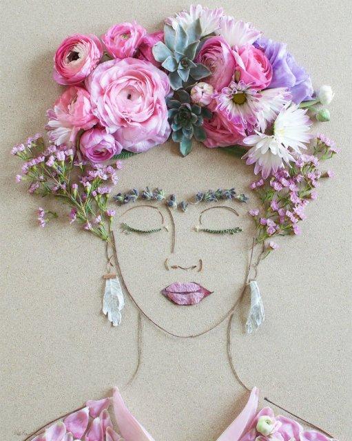 Portrete florale, din sanul Mamei Natura - Poza 2