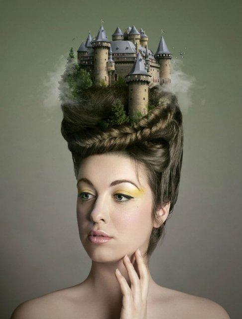 Proiectia viselor in portrete suprarealiste - Poza 3