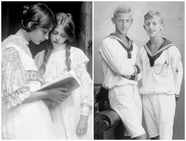 Moda adolescentilor in secolul XX - Poza 15