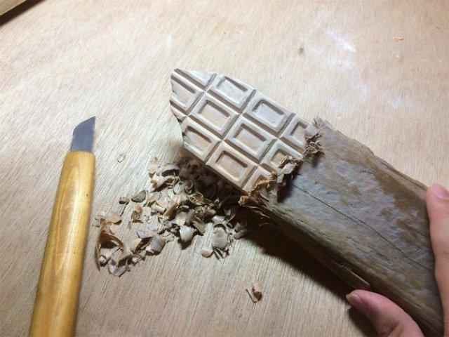 O lume culinara din lemn, de Seiji Kawasaki - Poza 6