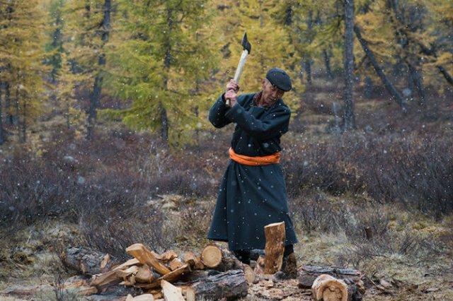 Oameni si reni, in inima Mongoliei - Poza 7