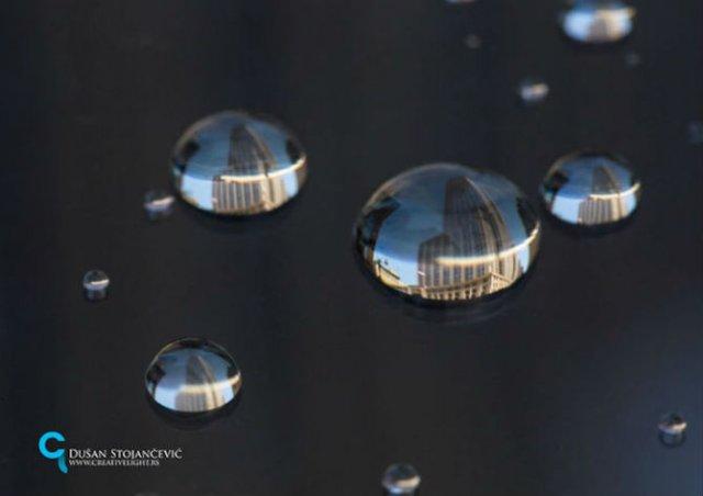 Metropolele lumii, in picaturi de apa - Poza 11