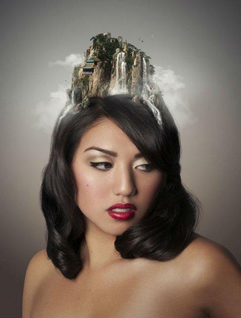 Proiectia viselor in portrete suprarealiste - Poza 6