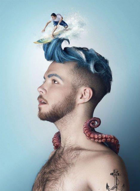 Proiectia viselor in portrete suprarealiste - Poza 2