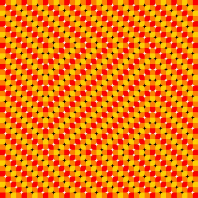 Opt iluzii optice geometrice halucinante - Poza 1