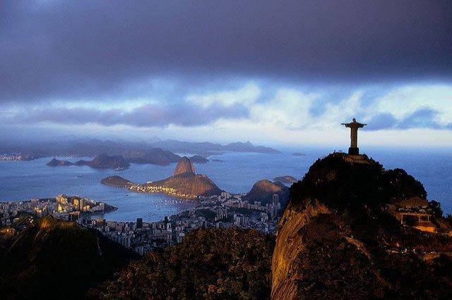 25 de fotografii minunate: Lumea vazuta de sus - Poza 1