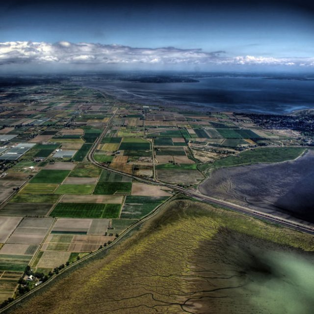 25 de fotografii minunate: Lumea vazuta de sus - Poza 2