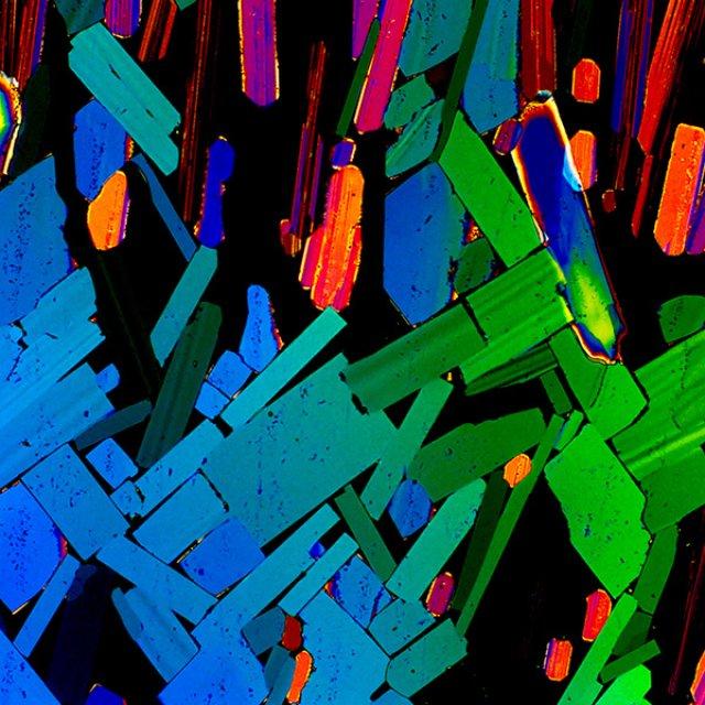 Aburi multicolori: Bauturi alcoolice populare, vazute la microscop - Poza 9