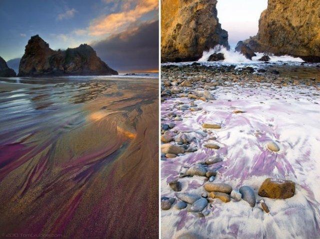 Cele mai ciudate plaje din lume, de o frumusete incredibila - Poza 11