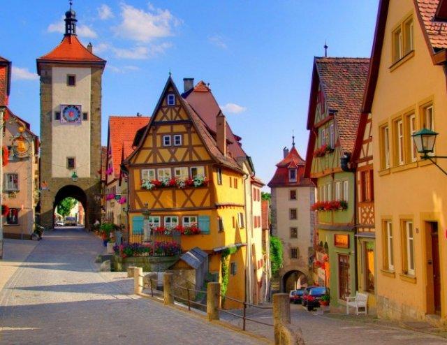 Viata la tara: Cele mai frumoase sate din lume - Poza 1