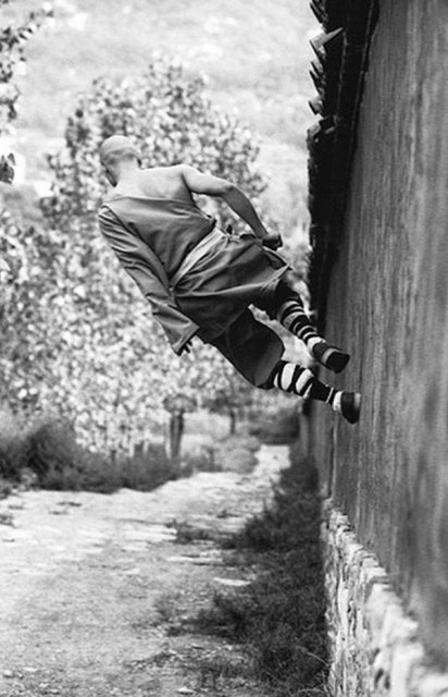 Arta de a-ti depasi limitele: Antrenamentul calugarilor Shaolin - Poza 9